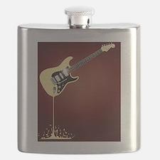Cute Strat Flask