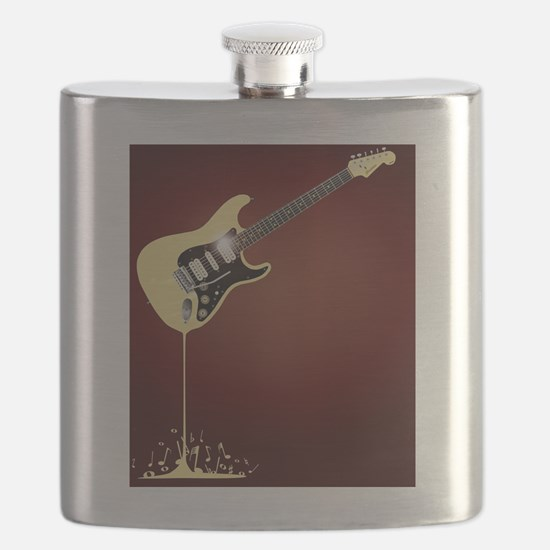 Unique Fender guitar Flask