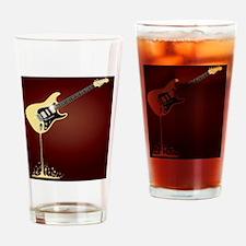 Fender Drinking Glass
