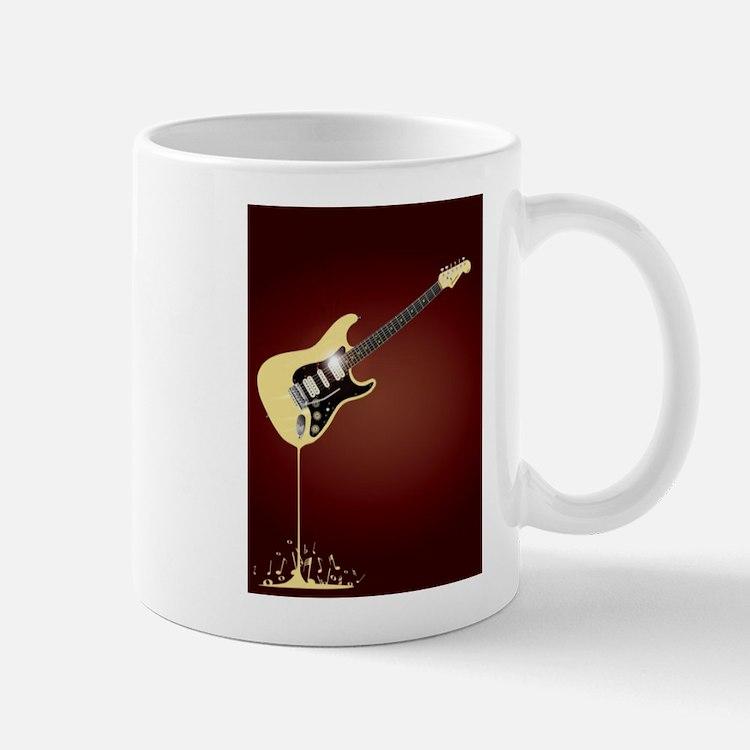 Fluid Guitar Mugs