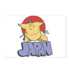 Sumo Postcards (Package of 8)