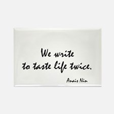 Anais Nin Quote Magnets