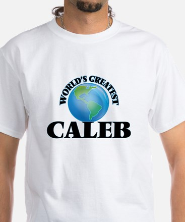 World's Greatest Caleb T-Shirt