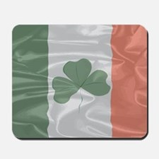 Irish SIlk Flag Mousepad