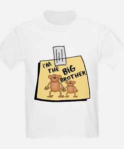 I'm The Big Brother NOTE T-Shirt