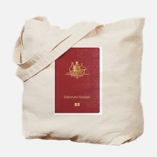 Cute Identification Tote Bag