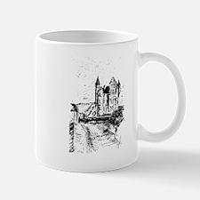 The Old Barracks, Cahersiveen Ireland Mug