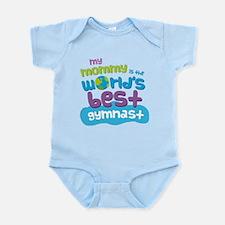 Gymnast Gift for Kids Infant Bodysuit