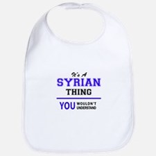 It's SYRIAN thing, you wouldn't understand Bib