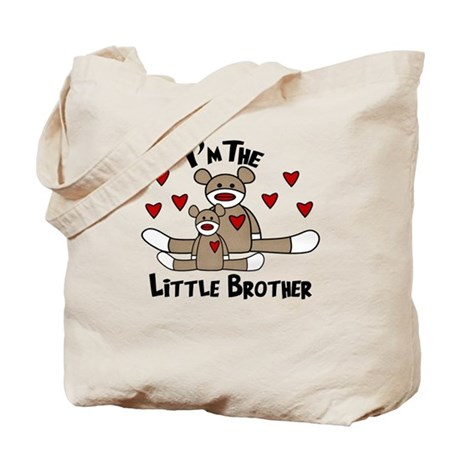I'm The Little Brother SOCK M Tote Bag