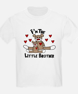 I'm The Little Brother SOCK M T-Shirt