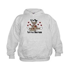 I'm The Little Brother SOCK M Hoodie