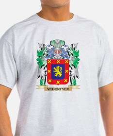 Vedentyev Coat of Arms - Family Crest T-Shirt