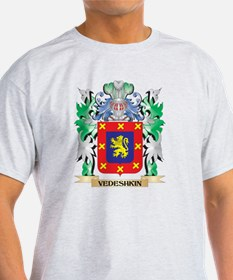 Vedeshkin Coat of Arms - Family Crest T-Shirt