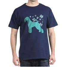 Airedale Terrier Snowflake T-Shirt