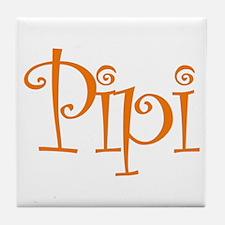 Pipi Tile Coaster