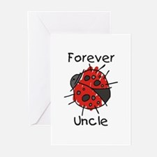 Forever Uncle Greeting Cards (Pk of 10)