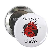 "Forever Uncle 2.25"" Button"