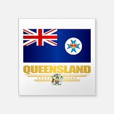 Queensland Flag Sticker