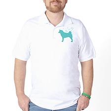 Akita Snowflake T-Shirt