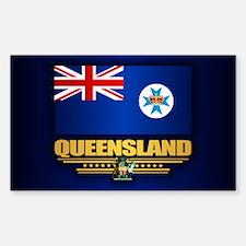 Queensland Flag Decal