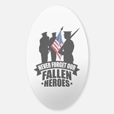 Never Forget Fallen Decal