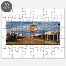 Tombstone Marshal Puzzle