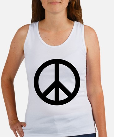 Peace Out Women's Tank Top