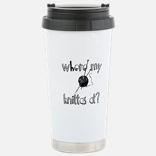 Cool Needle Travel Mug