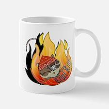 Rebel Kitty Mug Mugs