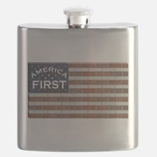 America First Flask