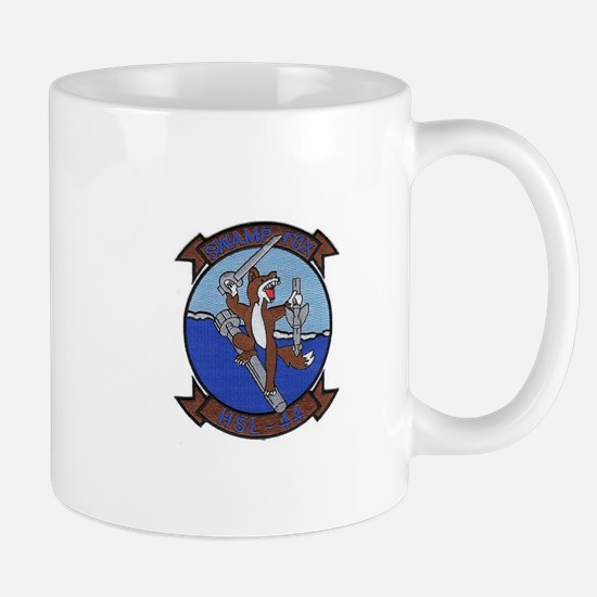 HSL-44 Swamp Foxes Mugs