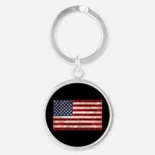 Original Pledge Round Keychain