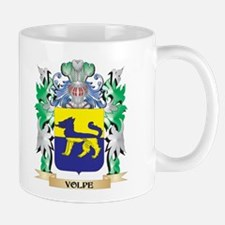 Volpe Coat of Arms - Family Crest Mugs