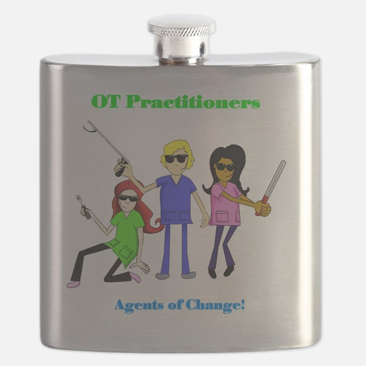 Cute Occupational therapy Flask