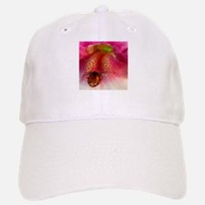 Pink Lady Baseball Baseball Cap
