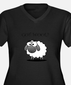 GOT WOOL? Plus Size T-Shirt