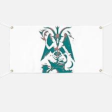 Baphomet Banner