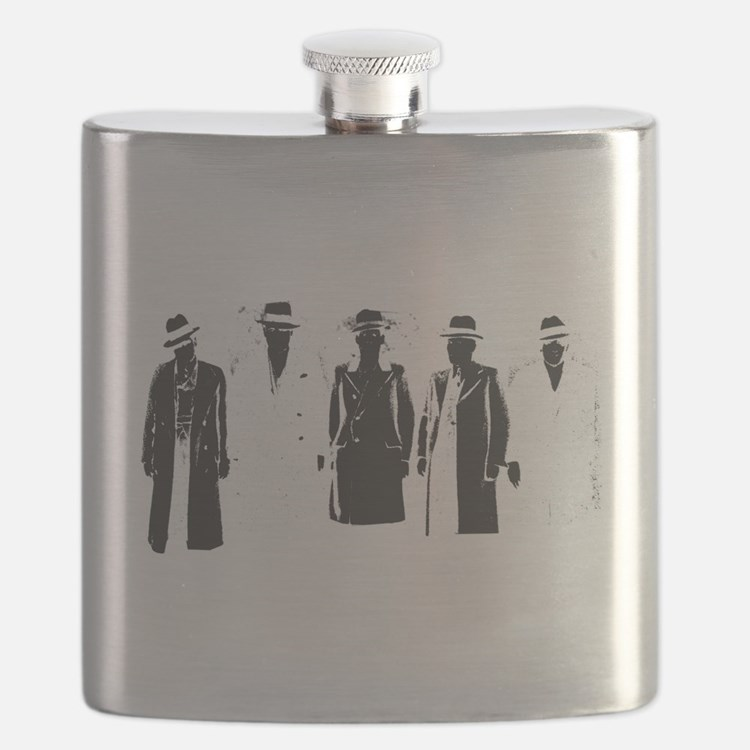 Original Gangsters Flask