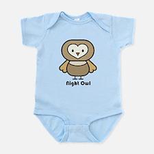 Night Owl Infant Bodysuit