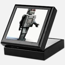 The Toy Scout Robot. Keepsake Box