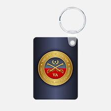The Laurel Brigade Keychains