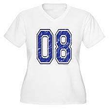 08 Jersey Year T-Shirt