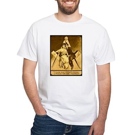 Love a Mason Masonic T-Shirt