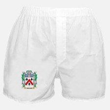 Walsh Coat of Arms - Family Crest Boxer Shorts