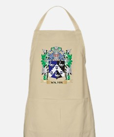 Walton Coat of Arms - Family Crest Apron