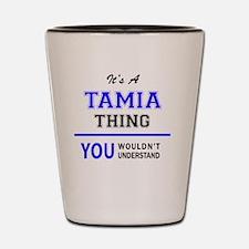 Unique Tamia Shot Glass
