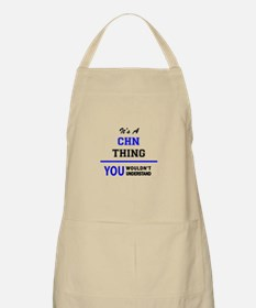 It's a CHN thing, you wouldn't understand Apron