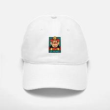 Fire Monkey Baseball Baseball Cap