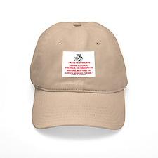 GONZO QUOTE (ORIGINAL) Baseball Cap
